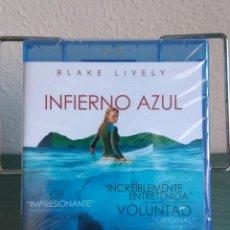 Cine: INFIERNO AZUL EN BLU RAY // PROMOCION EN LOS ENVIOS. LEER DESCRIPCION. Lote 196987672