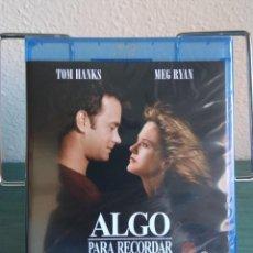 Cine: ALGO PARA RECORDAR EN BLU RAY // PROMOCION EN LOS ENVIOS. LEER DESCRIPCION. Lote 197083587