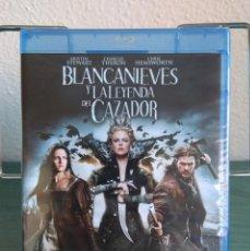 Cine: BLANCANIEVES Y LA LEYENDA DEL CAZADOR EN BLU RAY // PROMOCION EN LOS ENVIOS. LEER DESCRIPCION. Lote 197094485