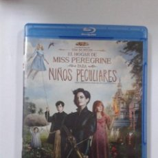 Cine: EL HOGAR DE MISS PEREGRINE PARA NIÑOS PECULIARES BLU-RAY. Lote 197849868