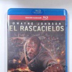 Cine: SKYSCRAPER: EL RASCACIELOS. DWAYNE JOHNSON. BLU-RAY. Lote 197852775