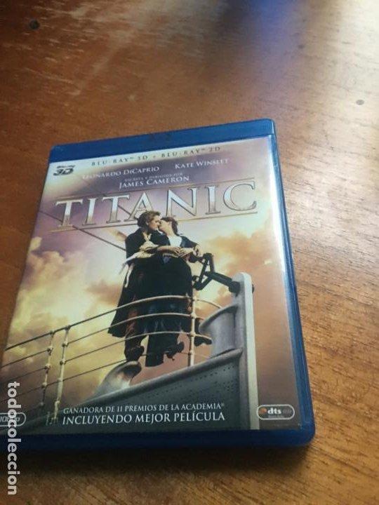 TITANIC (Cine - Películas - Blu-Ray Disc)