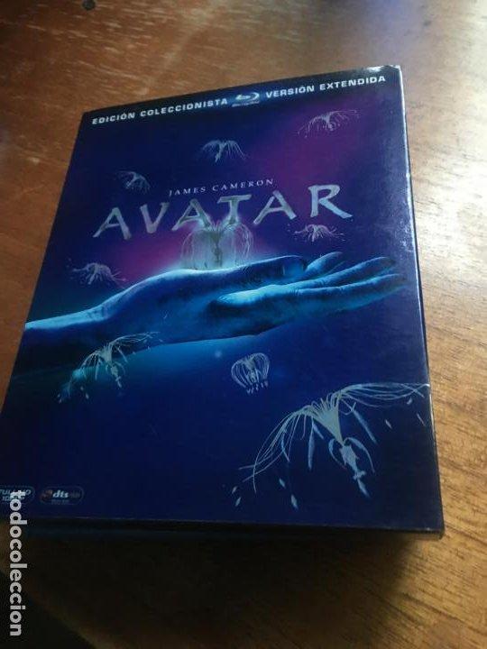 AVATAR (Cine - Películas - Blu-Ray Disc)