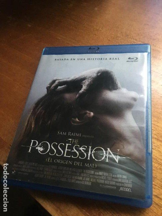 THE POSSESSION (Cine - Películas - Blu-Ray Disc)