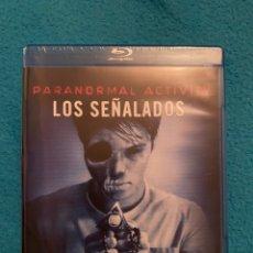 Cine: PARANORMAL ACTIVITY LOS SEÑALADOS INCLUYE LAS 2 VERSIONES BLURAY PRECINTADO. Lote 198474236