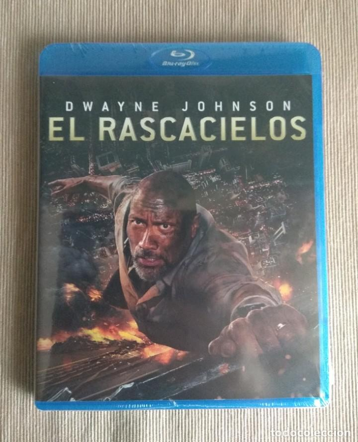ENVIO INCLUIDO // BLU RAY EL RASCACIELOS. (Cine - Películas - Blu-Ray Disc)