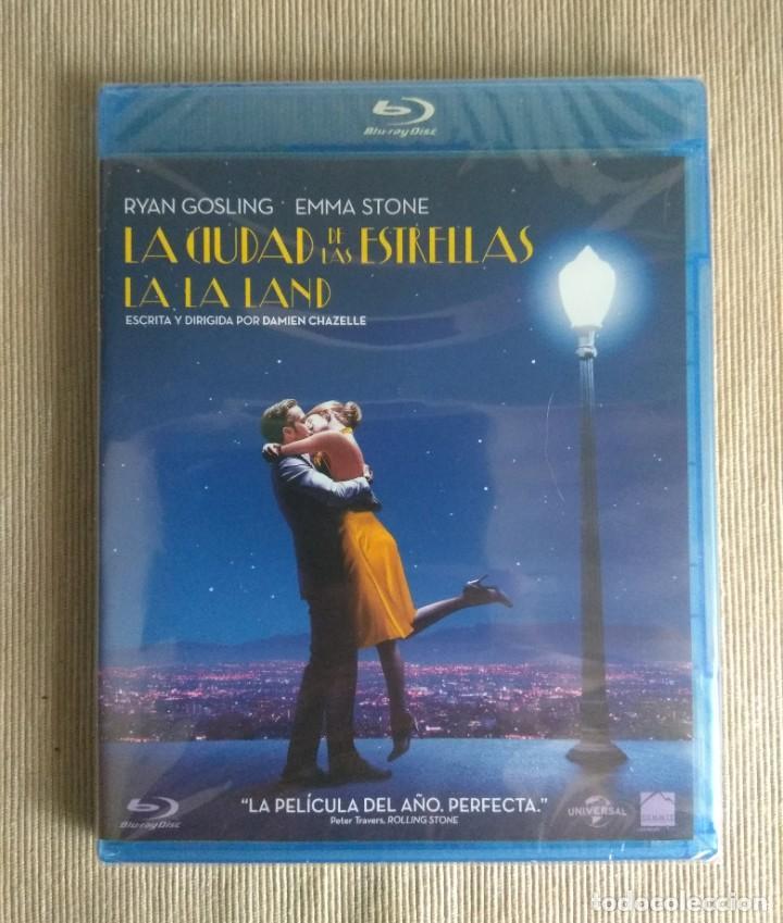 ENVIO INCLUIDO // BLU RAY LA CIUDAD DE LAS ESTRELLAS LA LA LAND. (Cine - Películas - Blu-Ray Disc)