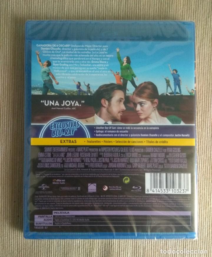 Cine: Envio incluido // Blu ray La ciudad de las estrellas La la land. - Foto 2 - 198593402