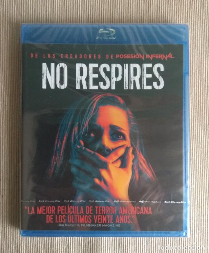 ENVIO INCLUIDO // BLU RAY NO RESPIRES. (Cine - Películas - Blu-Ray Disc)