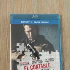 Cine: ENVIO INCLUIDO // BLU RAY EL CONTABLE.. Lote 198595882
