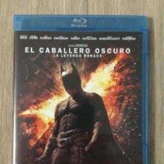 Cine: ENVIO INCLUIDO // BLU RAY EL CABALLERO OSCURO LA LEYENDA RENACE. 2 DISCOS.. Lote 198596295