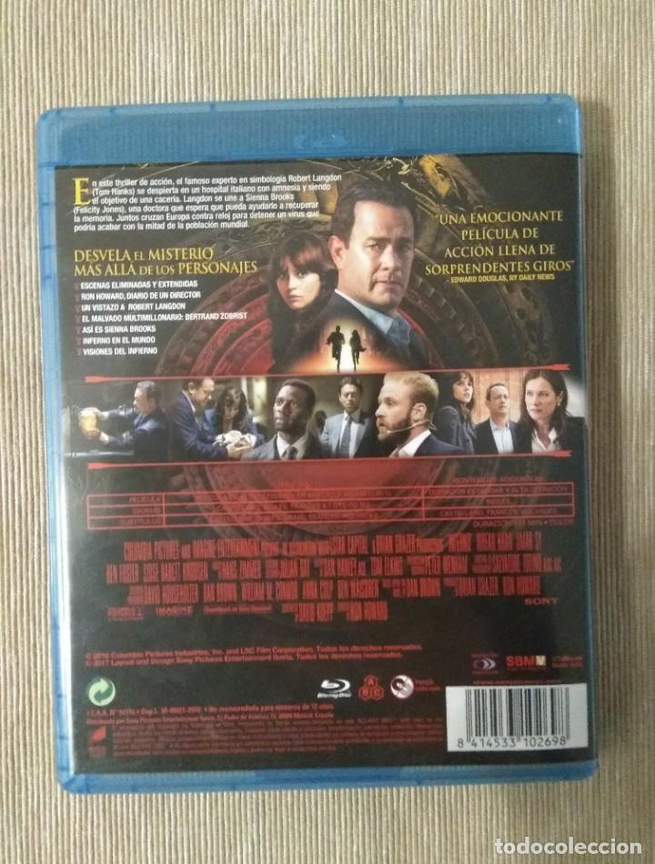 Cine: Envio incluido // Blu ray Inferno. - Foto 2 - 198597140