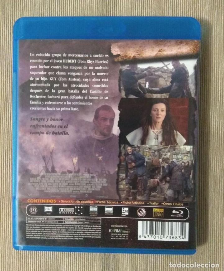 Cine: Envio incluido // Blu ray Templario II (2) Batalla por la sangre. - Foto 2 - 198600216