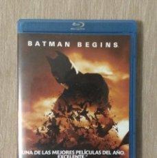 Cine: ENVIO INCLUIDO // BLU RAY BATMAN BEGINS.. Lote 198600565