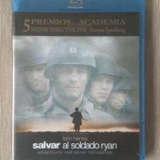 Cine: ENVIO INCLUIDO // BLU RAY SALVAR AL SOLDADO RYAN.. Lote 198601946