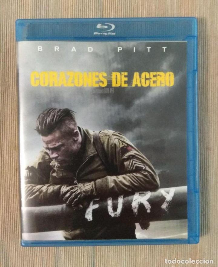 ENVIO INCLUIDO // BLU RAY CORAZONES DE ACERO. (Cine - Películas - Blu-Ray Disc)