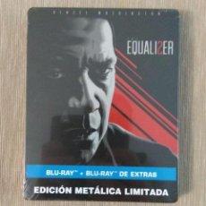 Cine: ENVIO INCLUIDO // BLU RAY EQUALIZER II STEELBOOK 2 DISCOS.. Lote 198623177
