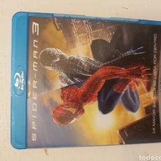 Cine: SPIDER MAN 3. DISCO BLU RAY COMO NUEVO. Lote 198883098