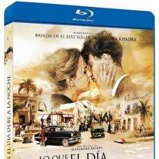 Cine: LO QUE EL DÍA DEBE A LA NOCHE DIRECTOR: ALEXANDRE ARCADY ACTORES: IYAD BOUCHI, NORA ARNEZEDER. Lote 199145201