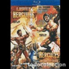 Cine: EL DESAFIO DE HÉRCULES / HÉRCULES, LA FURIA DEL COLOSO. Lote 199147337