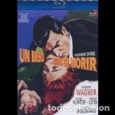 Cine: UN BESO ANTES DE MORIR DIRECTOR: GERD OSWALD ACTORES: ROBERT WAGNER, JEFFREY HUNTER, VIRGINIA LEITH. Lote 199147826