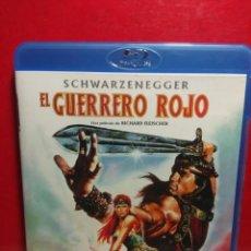 Cine: BLU.RAY ARNOLD SCHWARZENEGGER : EL GUERRERO ROJO. Lote 199156995