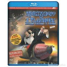 Cine: MORTADELO Y FILEMON BLU-RAY + DVD MISIÓN SALVAR LA TIERRA. Lote 199164146