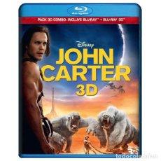 Cine: JOHN CARTER BLU-RAY DISC + 3D. Lote 199165203