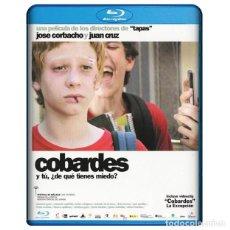 Cine: COBARDES. Lote 199169248