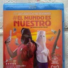 Cine: EL MUNDO ES NUESTRO. Lote 199171310