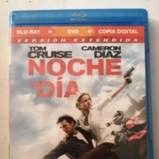Cine: COMBO BLU-RAY + DVD. VERSIÓN EXTENDIDA NOCHE Y DÍA CON TOM CRUISE Y CAMERON DIAZ.. Lote 199334676