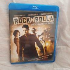 Cine: (BRS10) ROCK N ROLLA - BLURAY SEGUNDAMANO. Lote 199485178