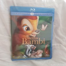 Cine: (BRS10) BAMBI - BLURAY SEGUNDAMANO. Lote 199485416
