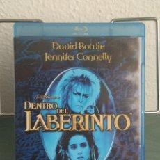 Cine: DENTRO DEL LABERINTO EN BLU RAY // PROMOCION EN LOS ENVIOS. LEER DESCRIPCION. Lote 199491161