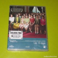 Cine: LAS 13 ROSAS (BLU-RAY + DVD + LIBRO 32 PAGS) - EXCLUSIVA FNAC - PRECINTADA. Lote 199890983