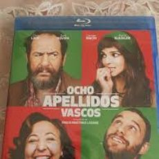 Cine: 8 APELLIDOS VASCOS BLU RAY DANI ROVIRA. Lote 200031163