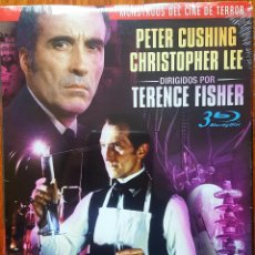 Cine: PACK TERENCE FISHER MONSTRUOS DEL TERROR. Lote 200185805