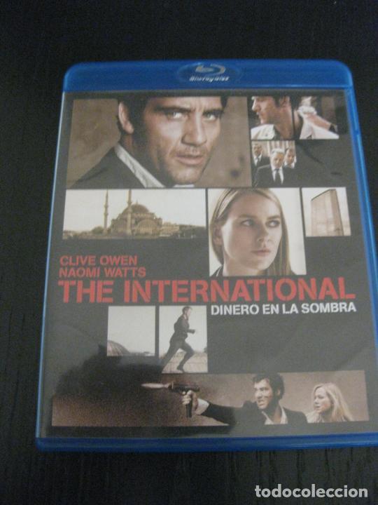 THE INTERNATIONAL. DINERO EN LA SOMBRA. CLIVE OWEN. NAOMI WATTS. BLU-RAY DISC. (Cine - Películas - Blu-Ray Disc)