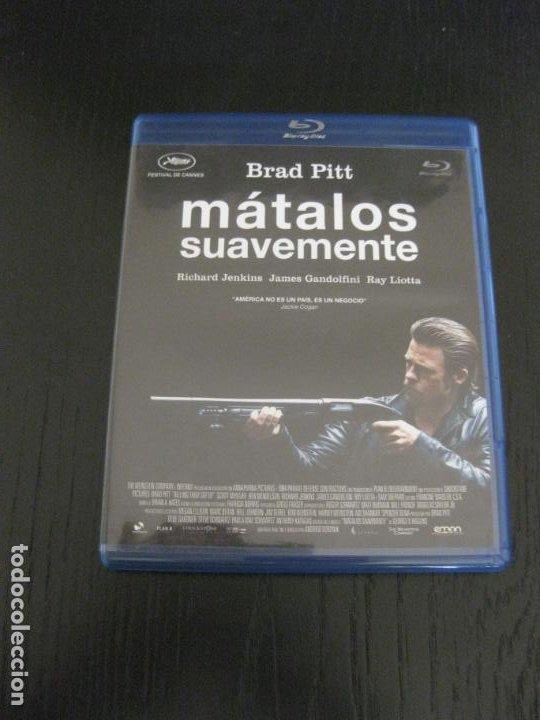 MATALOS SUAVEMENTE. BRAD PITT. BLU-RAY DISC (Cine - Películas - Blu-Ray Disc)
