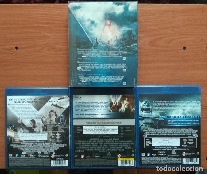 Cine: Envio incluido // Lote Blu ray: Trilogía original y precuela X men - Foto 2 - 202705635