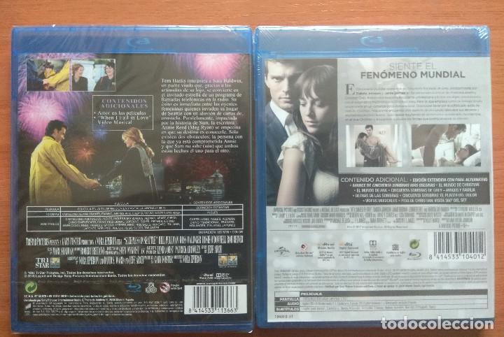 Cine: Envio incluido // Lote Blu ray: Algo para recordar y Cincuenta (50) sombras de Grey - Foto 2 - 202841886