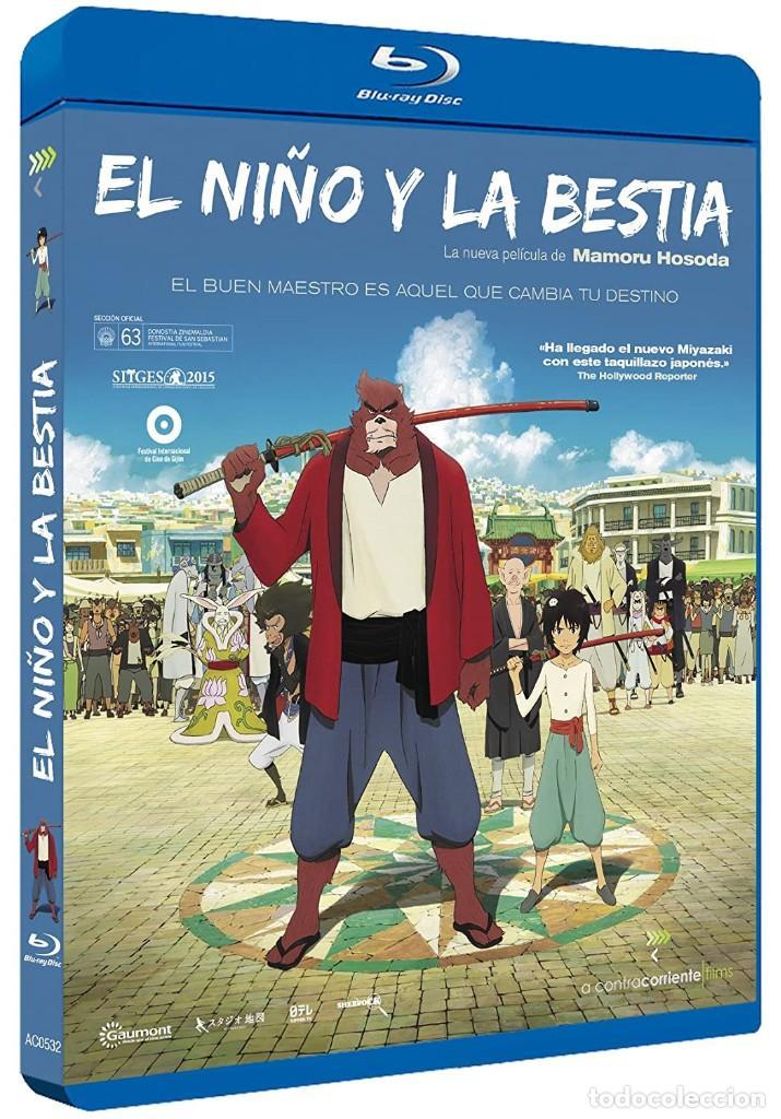 EL NIÑO Y LA BESTIA BLU RAY (NUEVO. PRECINTADO) (Cine - Películas - Blu-Ray Disc)