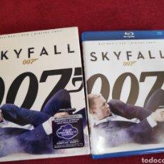 Cine: SKYFALL 007 - BLU-RAY UK - INCLUYE CASTELLANO - JAMES BOND. Lote 203133947