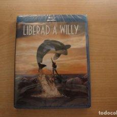 Cine: LIBERAD A WILLY - BLU - RAY DISC - PRECINTADO - SIN ESTRENAR. Lote 203577340