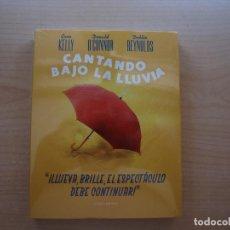 Cine: CANTANDO BAJO LA LLUVIA - CON GENE KELLY - BLU - RAY DISC - `PRECINTADA - SIN USAR. Lote 203581432