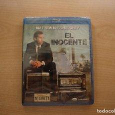 Cine: EL INOCENTE - CON MATTEW MCCONAUGHEY - BLU - RAY DISC - `PRECINTADA - SIN USAR. Lote 203582698