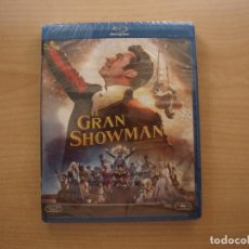 Cine: EL GRAN SHOWMAN - CON HUGH JACKMAN - BLU - RAY DISC - `PRECINTADA - SIN USAR. Lote 203583032