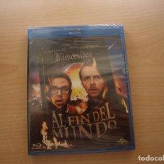 Cine: BIENVENIDOS AL FIN DEL MUNDO - BLU - RAY DISC - `PRECINTADA - SIN USAR. Lote 203584461