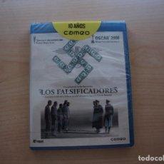 Cine: LOS FALSIFICADORES - OSCAR 2008 MEJOR PELICULA EXTRANJERA - BLU - RAY DISC - `PRECINTADA - SIN USAR. Lote 203612438