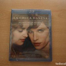 Cine: LA CHICA DANESA - GANADORA DEL ACADEMY AWAED 2015 - BLU - RAY DISC - PRECINTADA - SIN USAR. Lote 203613272